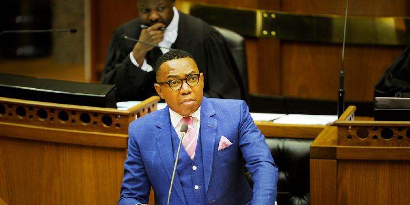 Parliament must dismiss Mr Mduduzi Manana